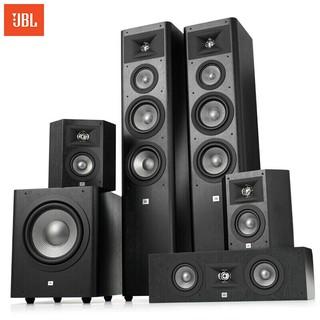 JBL 杰宝 STUDIO280BK 5.1 组合音响