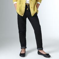 Z-PARIS 法国进口 5-14岁 女童长裤 黑色 *5件