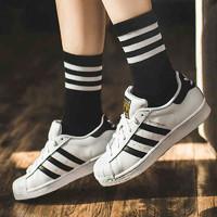 Adidas阿迪达斯贝壳头Superstar女鞋运动休闲板鞋