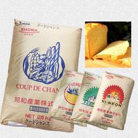 日本进口昭和制粉 先锋超高筋粉 强力面包粉小麦细粉烘焙原料25kg