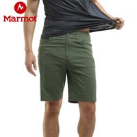 Marmot 土拨鼠  S43610 男士户外工装速干短裤