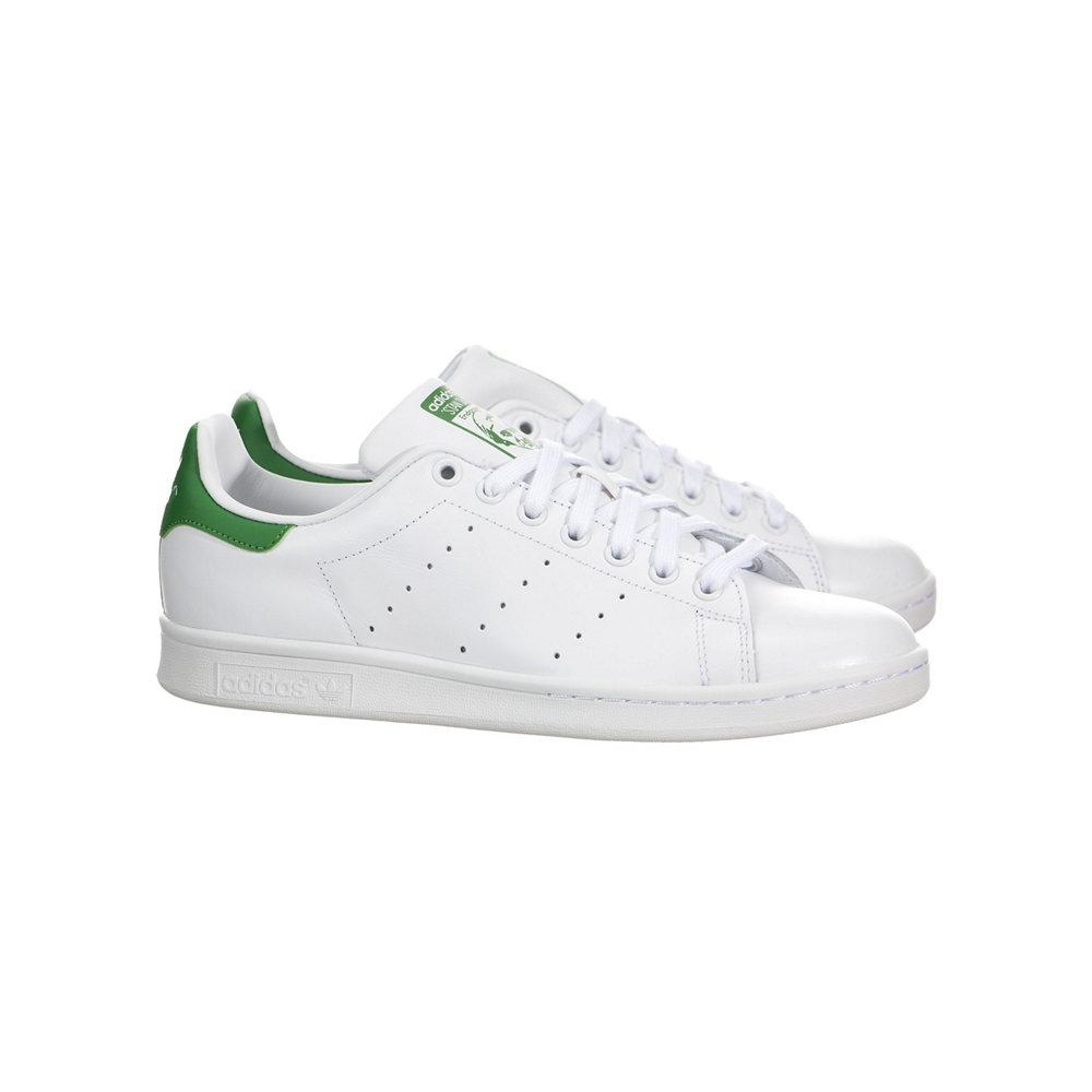 美国直邮Adidas阿迪达斯StanSmithW女子低帮复古板鞋运动休闲鞋