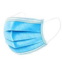 香乐雅 一次性含熔喷布三层口罩 儿童款 20个装