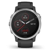佳明 GARMIN Fenix6s运动版银黑色中文版(康宁大猩猩玻璃)户外运动支付GPS心率血氧跑步游泳骑行登山手表