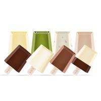 京东PLUS会员:钟薛高 大都会系列 多种口味冰激凌 10片装+随机口味1片装