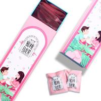 江小茗 蜜桃乌龙茶水果袋泡茶三角包袋装(3g*30袋)