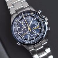 CITIZEN 西铁城 航空司令系列 JY8078-52L 男士光动能手表
