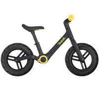 700Kids 柒小佰 儿童滑步车A1平衡车儿童无脚踏单车男女童车2-6岁宝宝滑行车 发泡轮 小黄