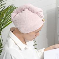 干发帽女超强吸水速干擦头发包头巾帽洗头发帽子快速干发毛巾浴帽