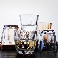 加厚网红水杯玻璃杯耐高温高颜值家用北欧风ins风饮料杯子果汁杯