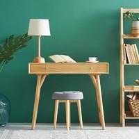北欧幻彩实木桌 *3件+凑单品