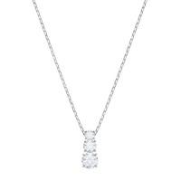 Swarovski施华洛世奇 永恒的爱三颗钻水晶 项链 5414970