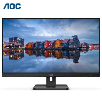 AOC 冠捷 24E2H 23.8英寸显示器 IPS