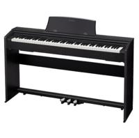 CASIO 卡西欧 PX-770 88键重锤智能数码电子钢琴(带琴凳)