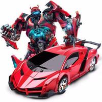 LIVING STONES 活石 儿童玩具遥控车 变形车