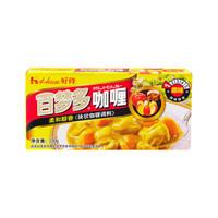 好侍    百梦多咖喱  原味 100g  盒 *5件