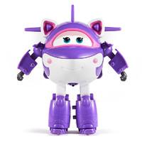 奥迪双钻 超级飞侠第5季变形机器人男孩女孩玩具儿童玩具 740263大号变形机器人雪儿 *3件