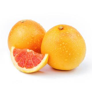 A级-南非西柚5个 柚子蜜柚红心柚进口西柚新鲜水果