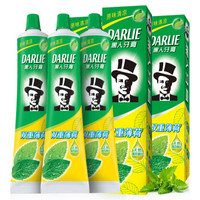 DARLIE 黑人 双重薄荷牙膏 225g*3