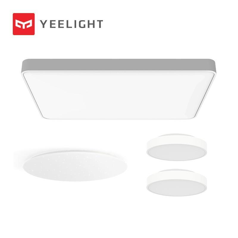 Yeelight 易来 皓石智能LED吸顶灯Pro 三室一厅