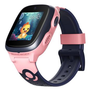 360儿童电话手表9X 智能语音问答定位支付手表 4G全网通20米游泳级防水视频通话拍照手表男女孩云霞粉