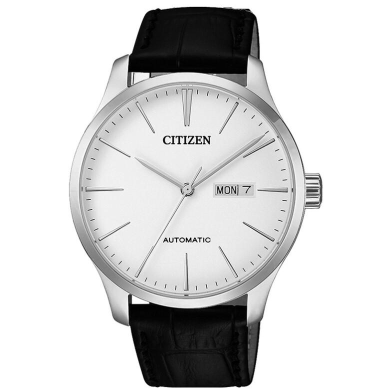 CITIZEN 西铁城 NH8350-08BB 男士自动机械手表