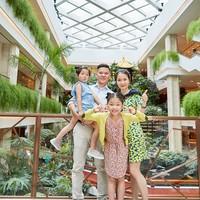 享房型免费升级!广州白天鹅宾馆1晚度假套餐(含2大1小早餐+儿童大礼包)