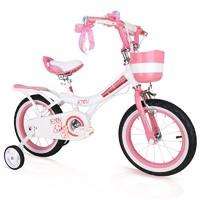 RoyalBaby 优贝 女童自行车 14寸