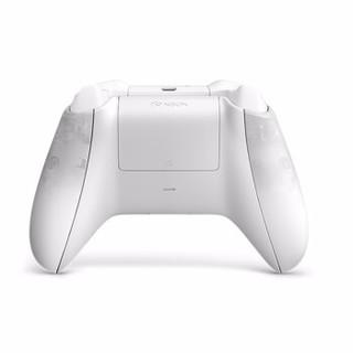微软xbox one s手柄 蓝牙游戏手柄 精英手柄 steam游戏手柄无线 PC电脑游戏手柄 One S蓝牙手柄【绝对领域:白】 Xbox