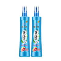 隆力奇花露水包邮驱蚊止痒喷雾瓶装户外防蚊清香型香水持久花香