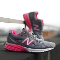 new balance 990系列 w990gp4 女子经典跑步鞋