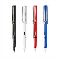 LAMY凌美钢笔safari狩猎者系列墨水笔墨囊可替换f尖磨砂黑限量德国钢笔红色白色礼物练字美工高档签字笔