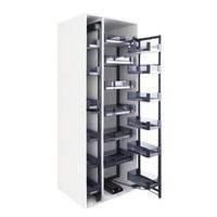 mvk 厨房多层拉篮高柜 4层 450柜体