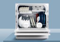 Panasonic 松下 NP-K8RSH2A 台式洗碗机 6套容量