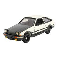 多美(TAKARA TOMY)多美卡合金仿真小汽车模型玩具车头文字D丰田AE86 486466 *7件