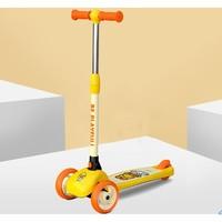 luddy 乐的 儿童小黄鸭滑板车