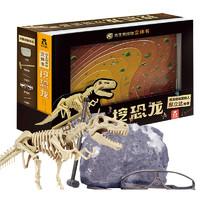 《古生物探秘立体书:挖恐龙》