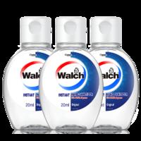 Walch 威露士 免洗洗手液 20ml*6瓶 *4件