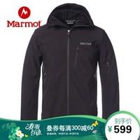Marmot 土拨鼠 V82185 M2软壳衣+凑单品