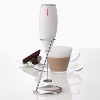 日本HARIO手持电动咖啡打奶泡器带支架 CZ