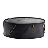 萨洛蒙(Salomon) 男女款户外舒适透气贴合跑步运动腰包 PULSE BELT 黑色 397790 S