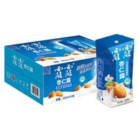 京东PLUS会员 : 露露 杏仁露 经典款 植物蛋白饮料利乐盒装便携 200ml*18整箱  营养早餐 *2件