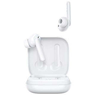 OPPO Enco W51 真无线蓝牙耳机 绒白