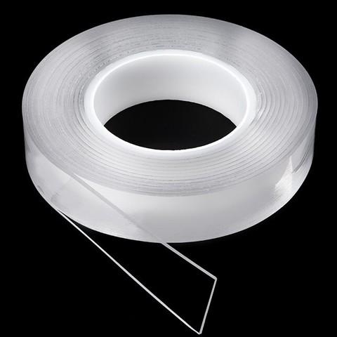 亚众 纳米无痕魔力胶带 透明5米