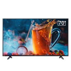 夏普(SHARP)70A5RD 70英寸日本原装面板4K超清网络智能液晶平板电视