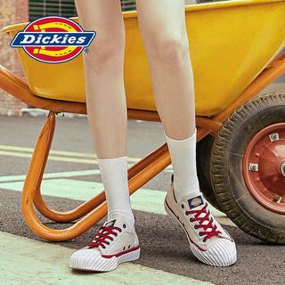 Dickies女鞋帆布鞋复古低帮百搭情侣时尚潮鞋子男鞋191W50LXS15