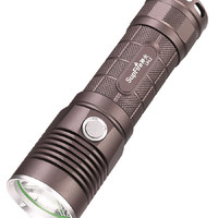 SupFire神火可充电强光手电筒L5-L2超亮远射程探照灯led照明户外 *3件