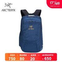 ARC'TERYX始祖鸟 中性 通勤 Pender backpack 双肩背包 Nocturne/Gold夜色蓝 20-35升