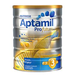 【省31元】Aptamil 爱他美 白金系列 幼儿配方奶粉 3段 900g(12-36个月)澳洲版-优惠购