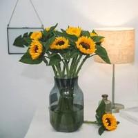 花服 向日葵鲜花 3枝(送保鲜剂)